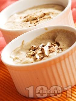 Кафеен мус - снимка на рецептата